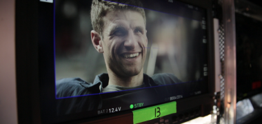 Thomas Müller Weber-Spot (Making Of)